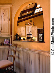 Elegant Living Spaces - We just had our kitchen remodeled...