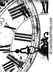 Clock Abstract - Abstract of clocks