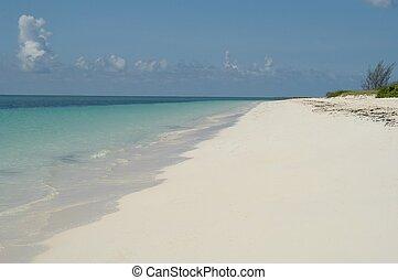 Bahamas beach - Beach in Freeport, Bahamas islands