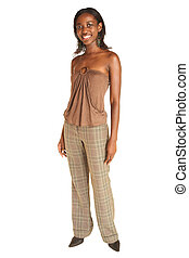 Cynthia Akva 1 - African business woman dressed in neutral...