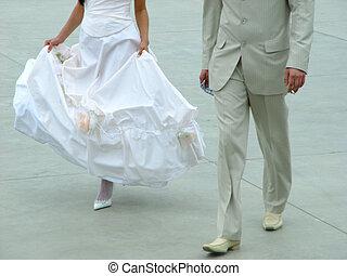 wedding day - wedding