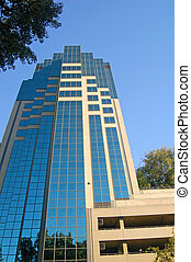 Corporate Office Building - A corporate office building