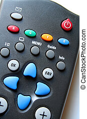 Keys and Buttons - Satellite Tv Remote