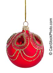 Christmas Decoration - Isolated Christmas tree decoration