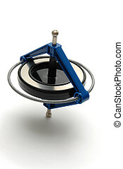 Standing Gyroscope 1