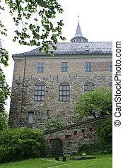 Akershus Festning Detail
