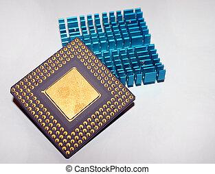CPU, Heatsink