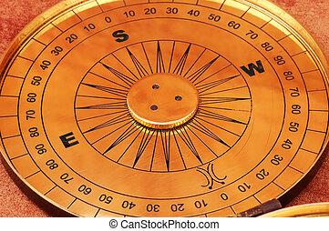 Compass - Sundial Compass