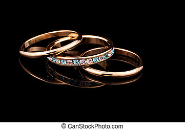 Rings - Photo of Wedding Bands