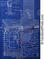 blueprint detail