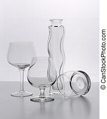 Glass 1 - Glass shapes