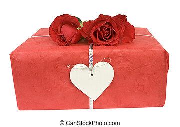 Rosen, Geschenk,  Valentine