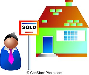 sold sign - property sold