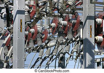 Power Distribution E