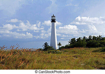 Cape Florida Light, Key Biscayne Florida