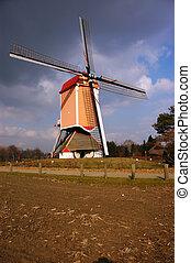 Old windmill.