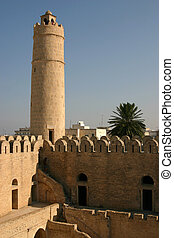 Medina - Old bastion in medina