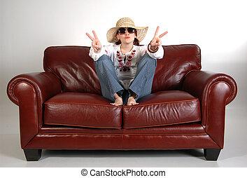 Hippy girl 5 - Hippy girl