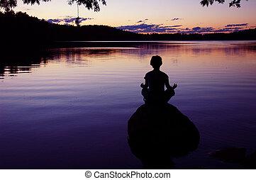 Meditation - mediation