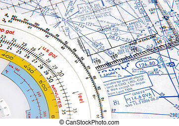 Airway Navigation 2 - Flight Planning on Airways with some...