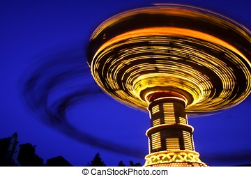 Spinner - Genting Highland Spinner