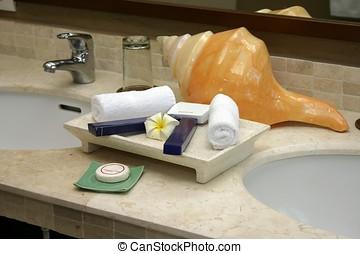 Bathroom - Hotel bathroom