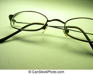 Eyeglasses Close-up