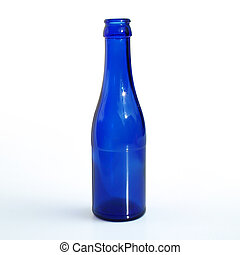 Bottle - Blue bottle