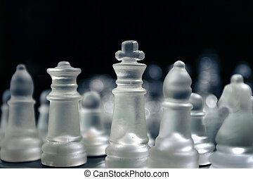 ajedrez, hombres