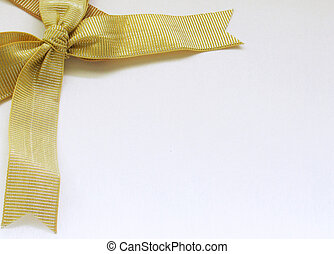 Ribbon Background (Space available for your text)