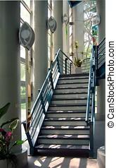 moderne, escalier