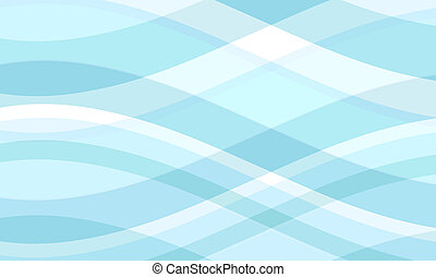 Summer waves - Wave background
