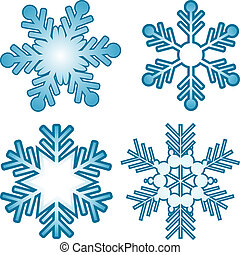 Illustrations de flocon neige 154 987 images clip art et illustrations libres de droits de - Dessin flocon de neige simple ...