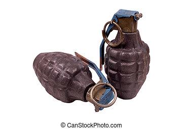 Grenades - Photo of Grenades