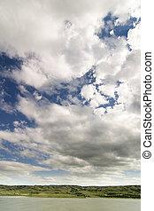 Diefenbaker Lake - Saskatchewan Landing, Diefenbaker Lake