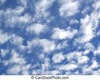 sky plus clouds