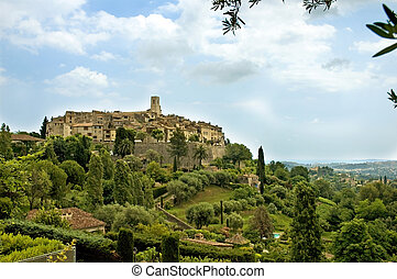 St-Paul-de-Vence - village