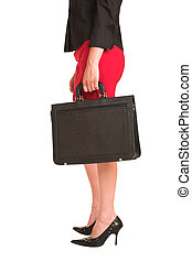 Charmaine Shoultz #1 - Business woman dressed in a black...