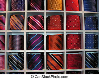 ties - Collorful ties