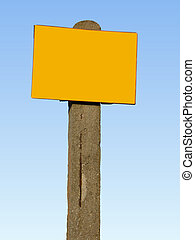 sign post -  ready t