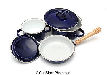 Utensil Series 3 - Cooking Set