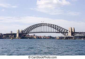 Harbour Bridge - Sydney Harbour Bridge