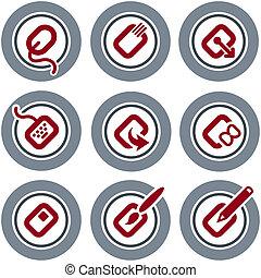 Design Elements p.19a ÒIconsÓ - Design Elements p.19a...