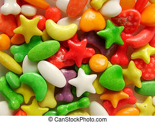 Candy - Shaped candy