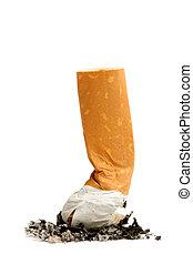 Cigarrillo, Butte