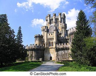 Butron\'s Castle