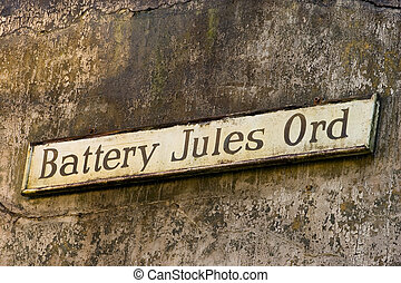 Battery Jules Ord, Fort Columbia