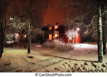 macio, Inverno