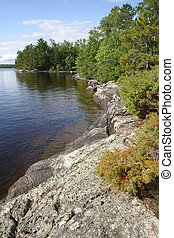 McManus Island and Namakan Lake - Voyageurs National Park