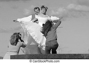 夢想, 婚禮